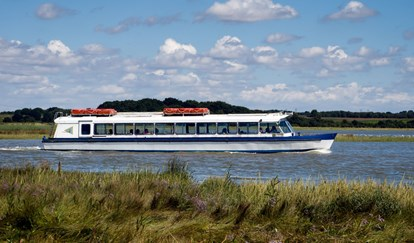 Lady Florence River Cruise Restaurant - What's On near Orford