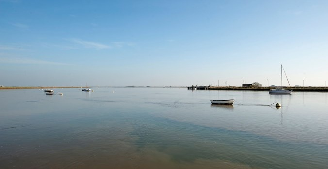 Orford Estuary - What's On in Orford