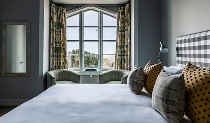 Bedroom - The Crown and Castle Orford