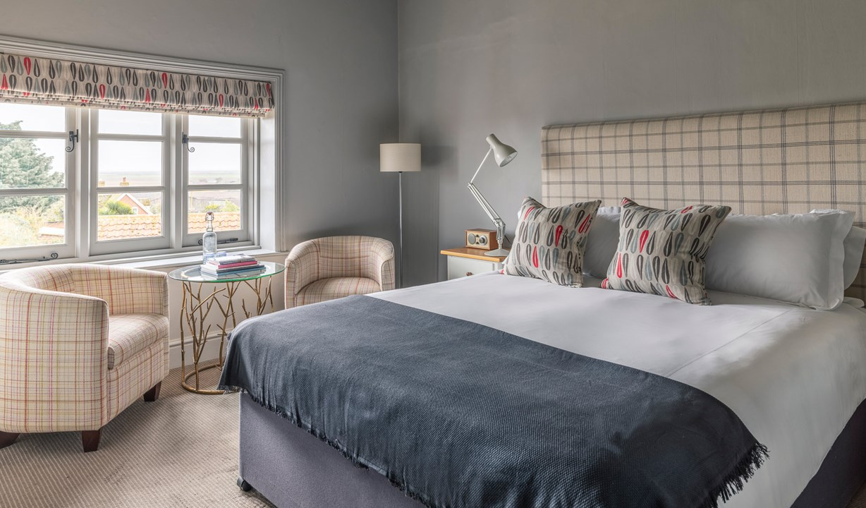 Better House Rooms - The Crown & Castle, Orford Suffolk