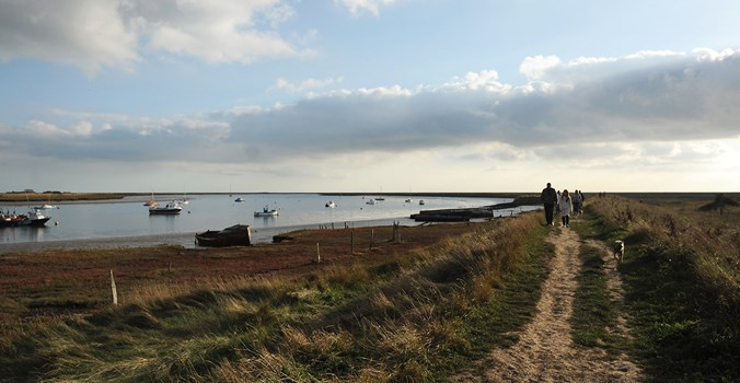 River Walk - What's On in Orford